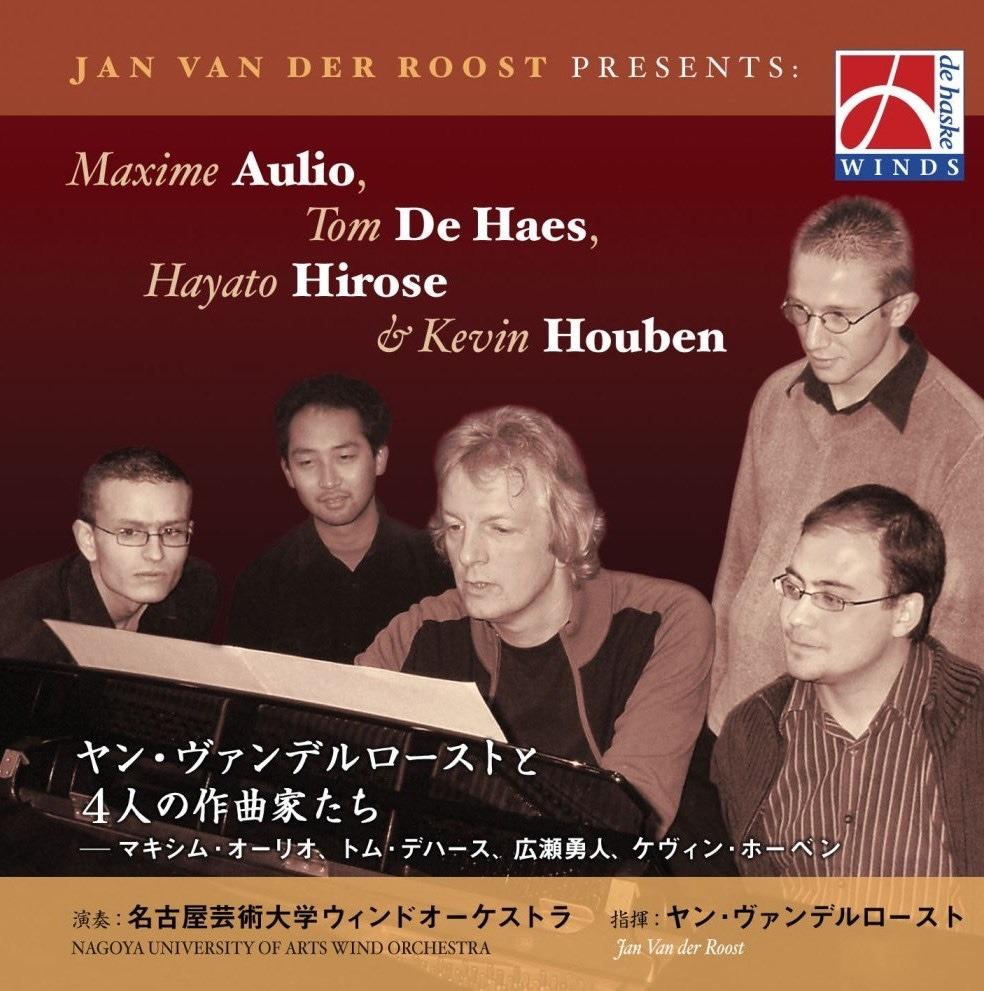 Jan Van der Roost presents_2005